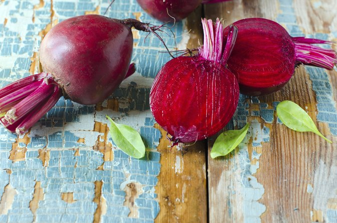Beets & Urine Discoloration
