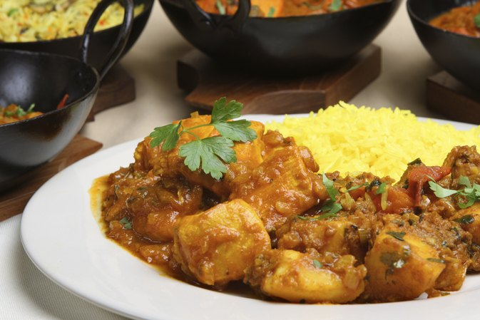 Low-Carb Indian Food