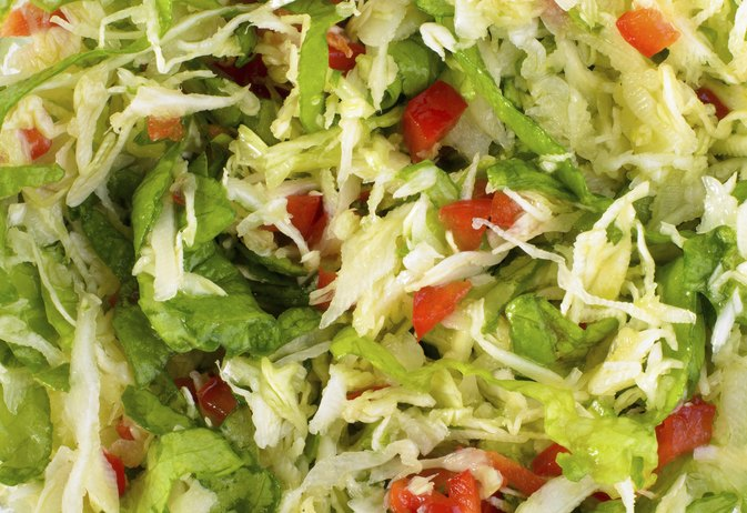 Portillo's Chopped Salad Calories