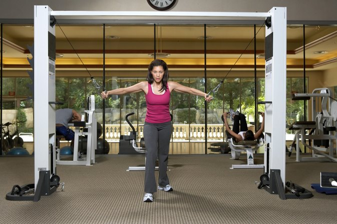 Anytime Fitness Equipment List