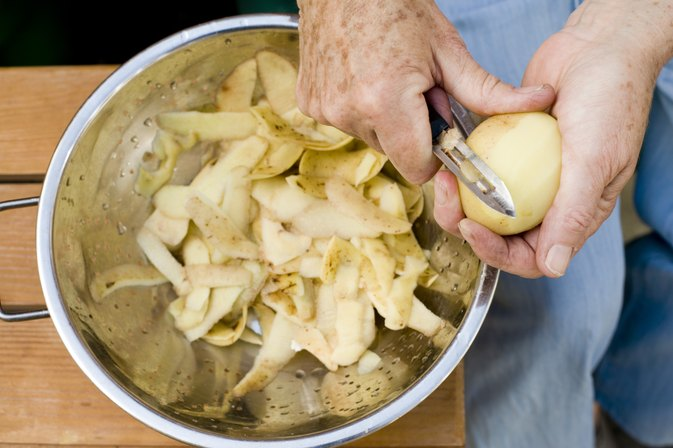 Does Presoaking Potatoes Take Away the Carbohydrates?