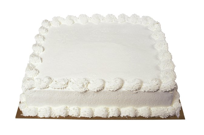 Costco White Cake Calories
