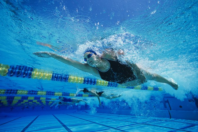 Is Swimming a Good Fat Burning Exercise?