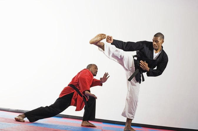 List of Martial Arts Moves