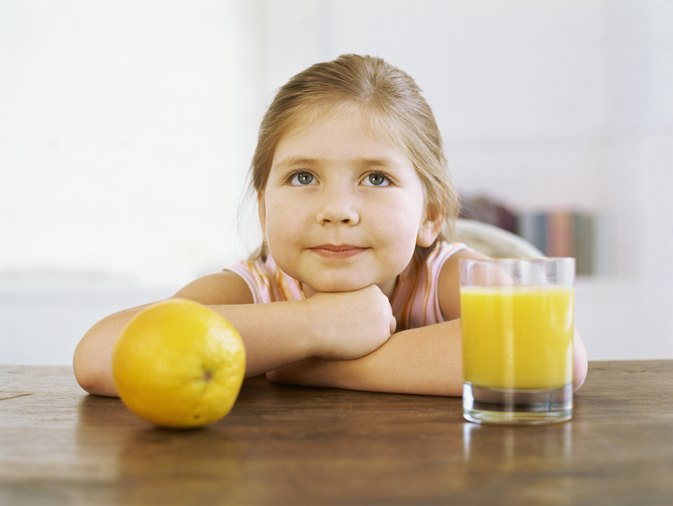 Vitamin C Intake for Kids