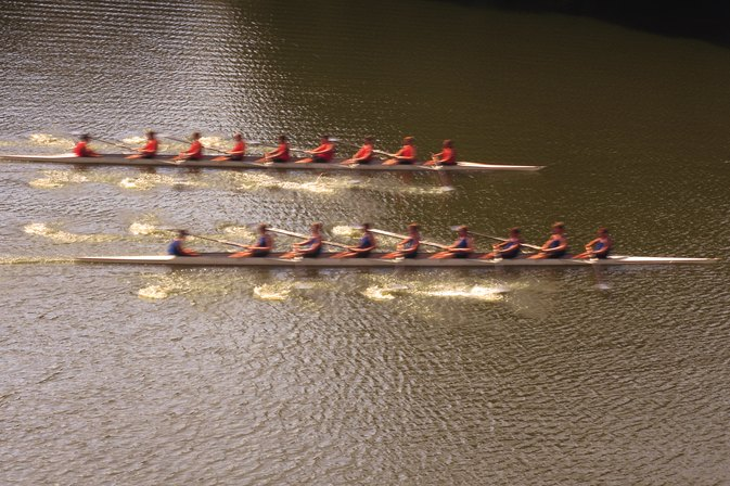 The Best Stretches and Warmups for Rowing