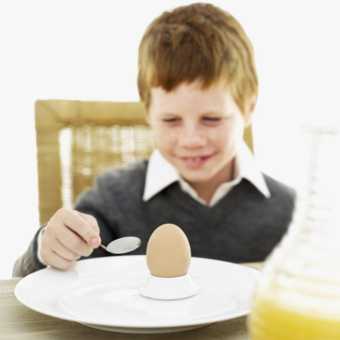 How Old Should a Child Be to Eat Eggs?