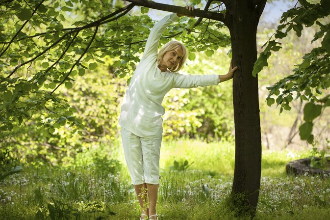 Balance Exercises for Parkinson's