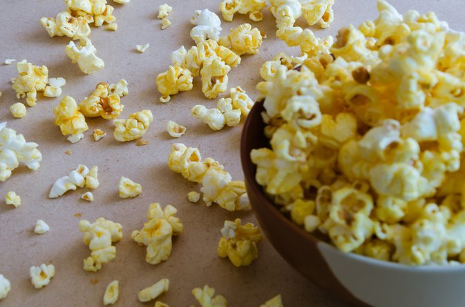 Popcorn and Weight Loss
