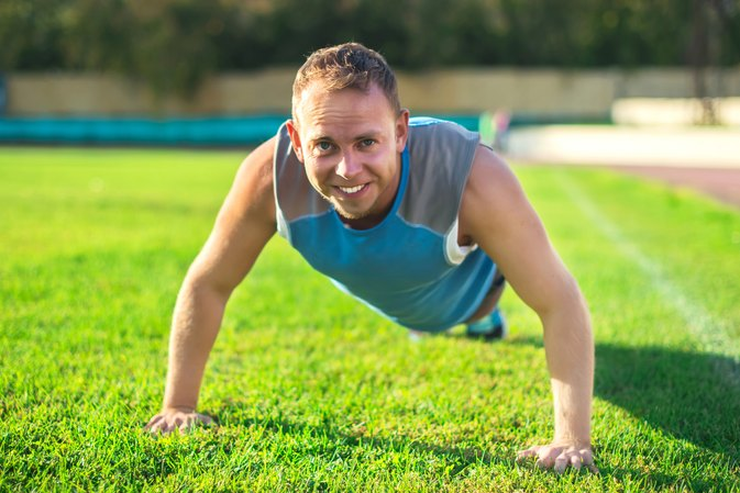 Can You Gan Muscle Weight with Pushups?