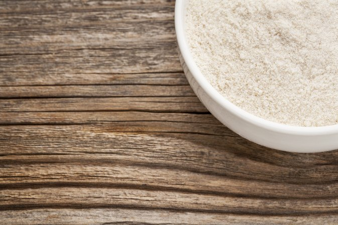 Comparison of Nutrition in Rice Flour Vs. Wheat Flour