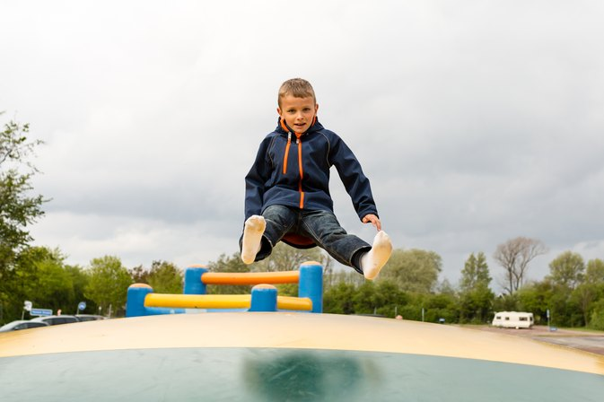 Fun Trampoline Games to Play