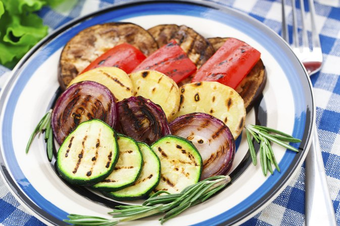 How Long to Grill Sliced Zucchini