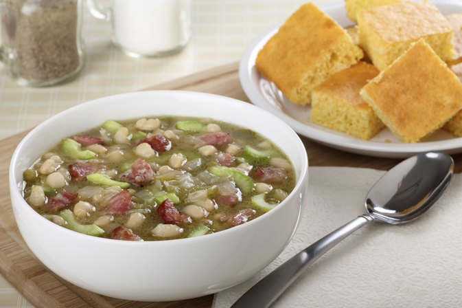 Ham & Bean Soup Nutritional Value