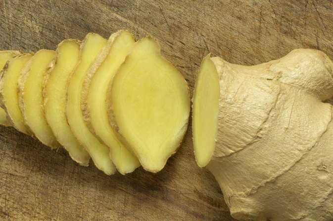 What Foods Have the Herb Ginger in Them?