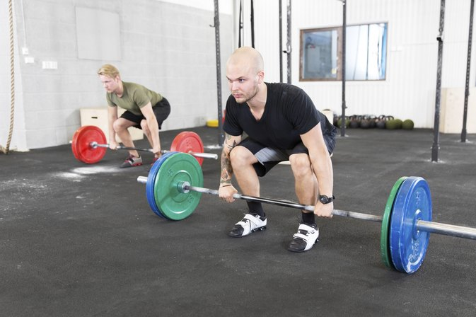 What Are The Benefits Of Deadlifting Livestrong
