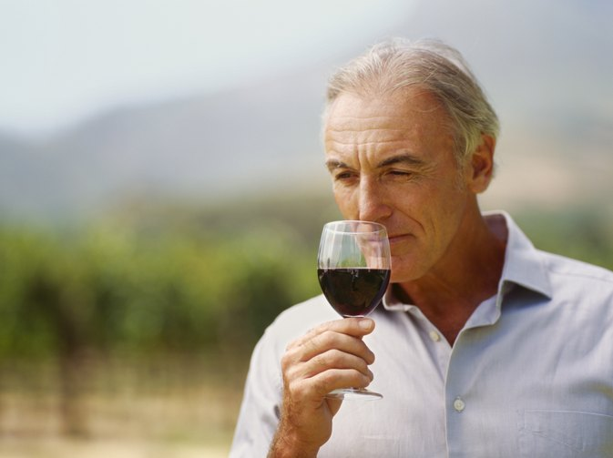Wines With High Levels of Polyphenols