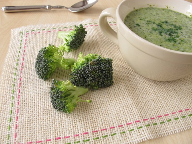Broccoli Soup Diet
