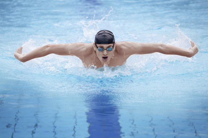 Do You Get Ripped From Swimming?