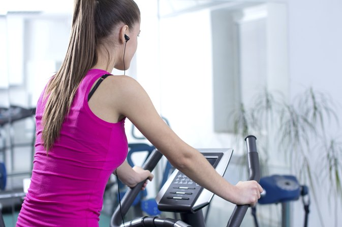 Does the Elliptical Work Your Arms Also?