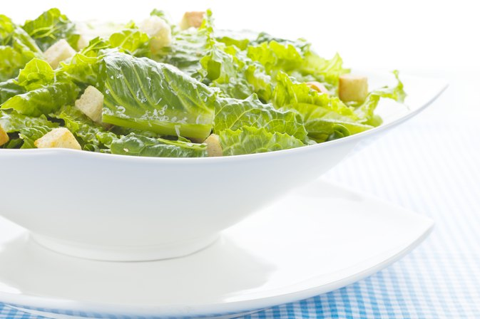 Can Pregnant Women Eat Caesar Salads?