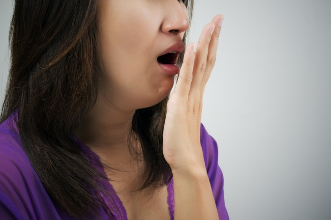 Bad Breath and Stomach Problems