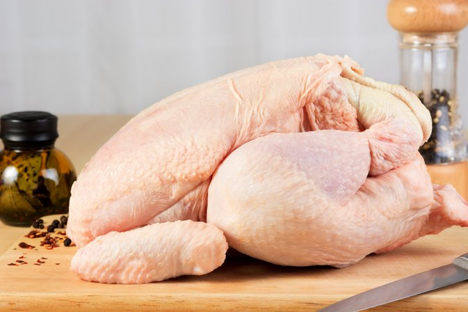 Directions for Cooking a Whole Cut-Up Chicken in the Crock-Pot