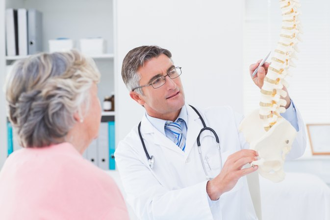 What Are the Treatments for Bone Spurs in the Cervical Spine?