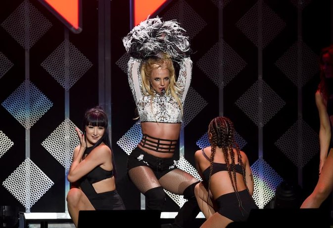 Britney Spears Shows Us How Important It Is to Stay Motivated