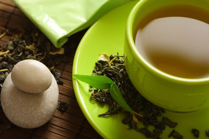 Does Green Tea Contain Tannins?