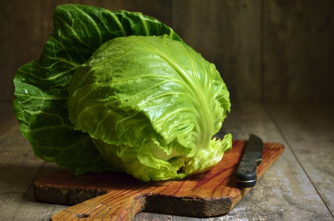 How to Bake Cabbage in the Oven