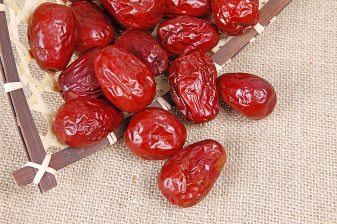 Benefits of Dried Jujube