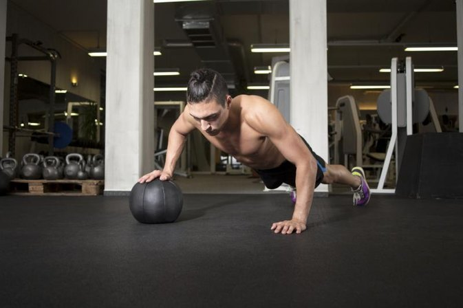 What Is an Uneven Push-Up?