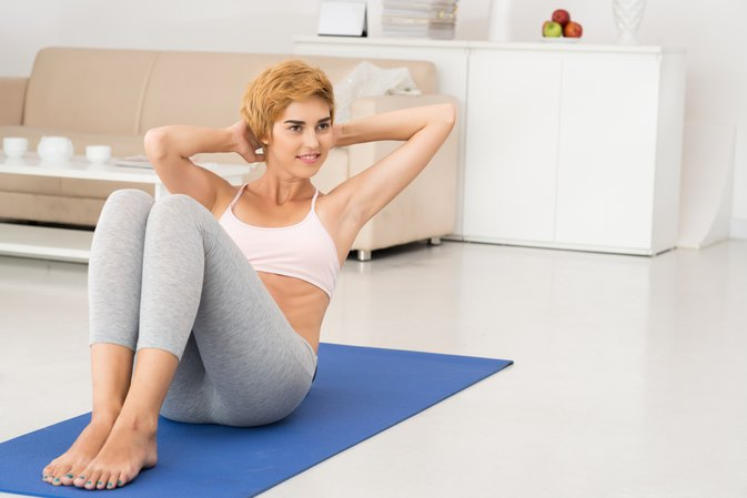 How to Tone Your Midsection Quickly
