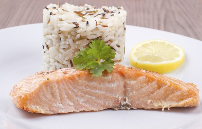 Healthy Starches to Go With Salmon