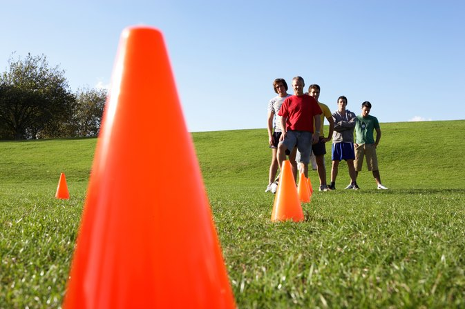 Speed Training for Teens