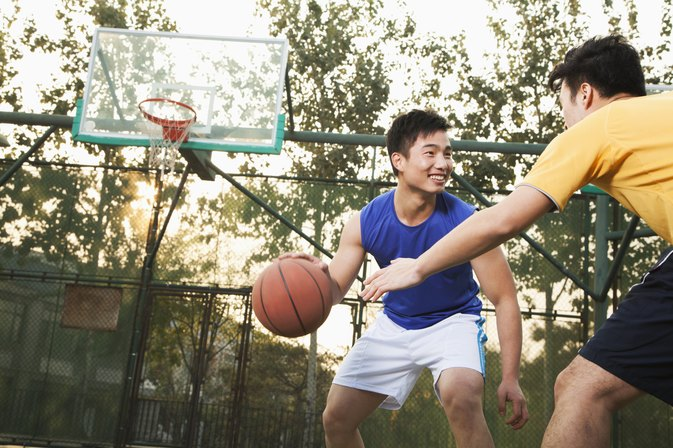 Throw-in Basketball Rules
