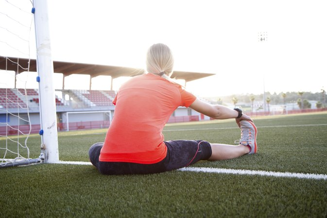 How to Reduce Sore Muscles During Soccer Conditioning
