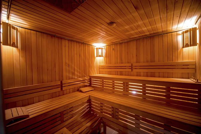 Dry saunas and weight loss berry blog for Cost to build a sauna