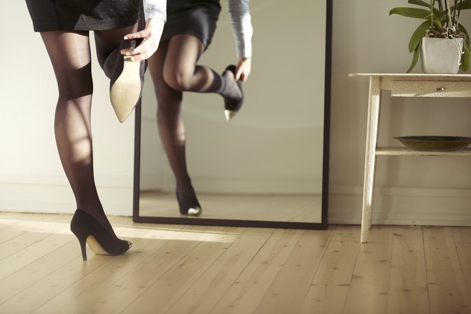 Does Walking in Heels Burn More Calories?