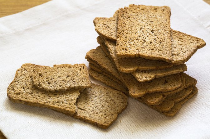 Melba Toast Diet