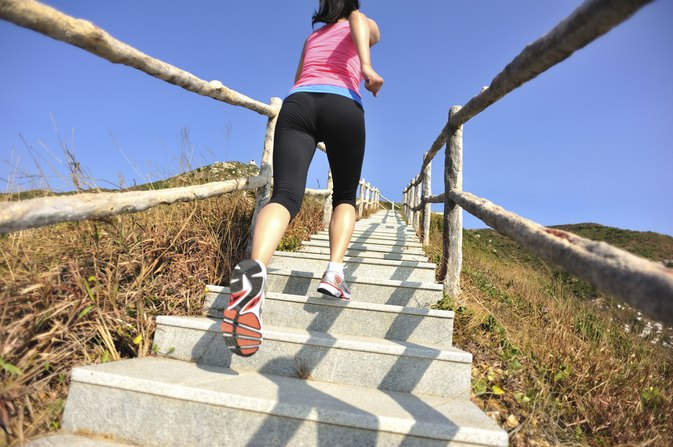 How Many Calories Are Burned Climbing Seven Flights Of Stairs