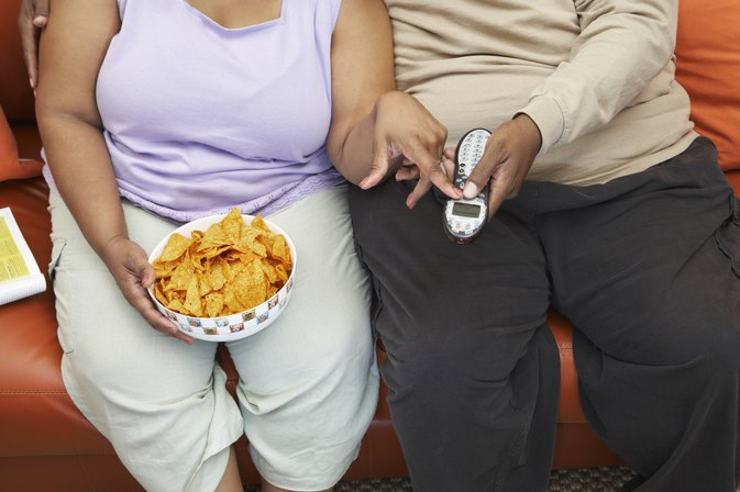 Male and Female Obesity