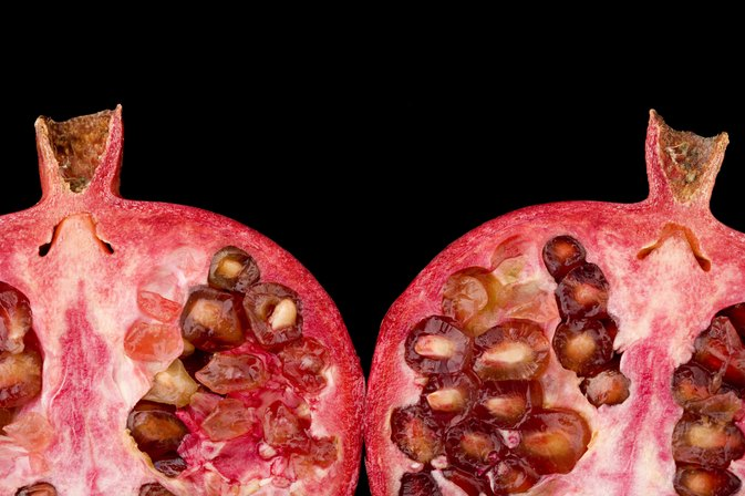 Antioxidant Comparison of Acai Vs. Pomegranate