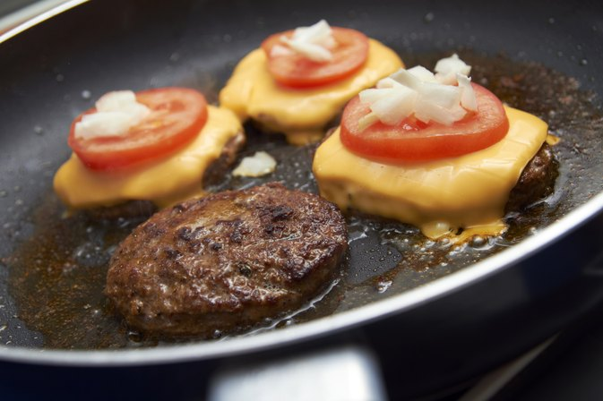 Secret to Cooking Burgers in a Pan