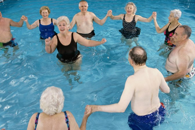 Exercises for a 70-Year-Old Woman