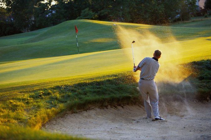 The Average Golf Scores For Men Livestrong
