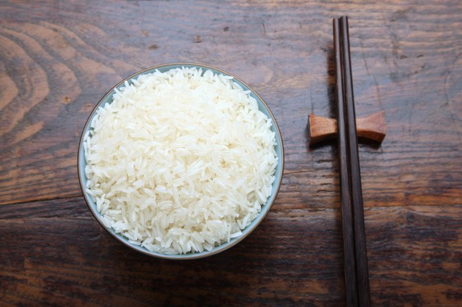 How Is White Rice Healthy for Our Body?