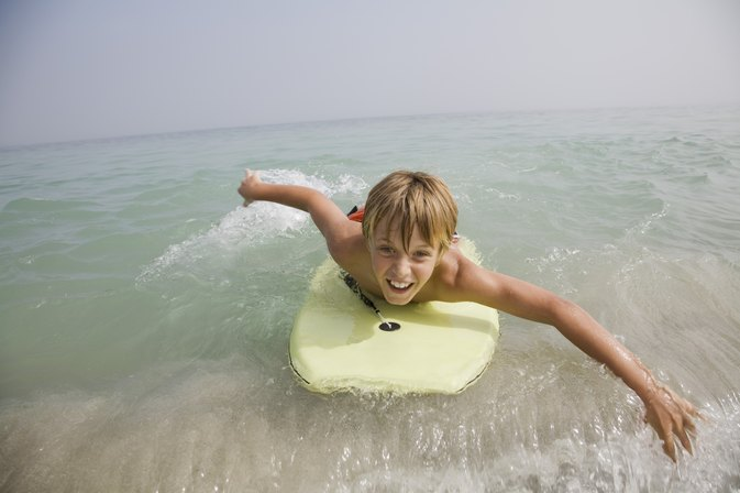 How to Buy a Body Board for Kids