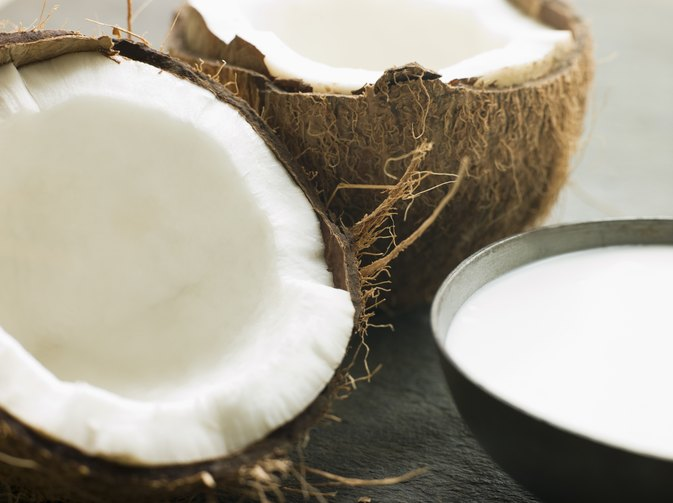 Vitamins in Coconut